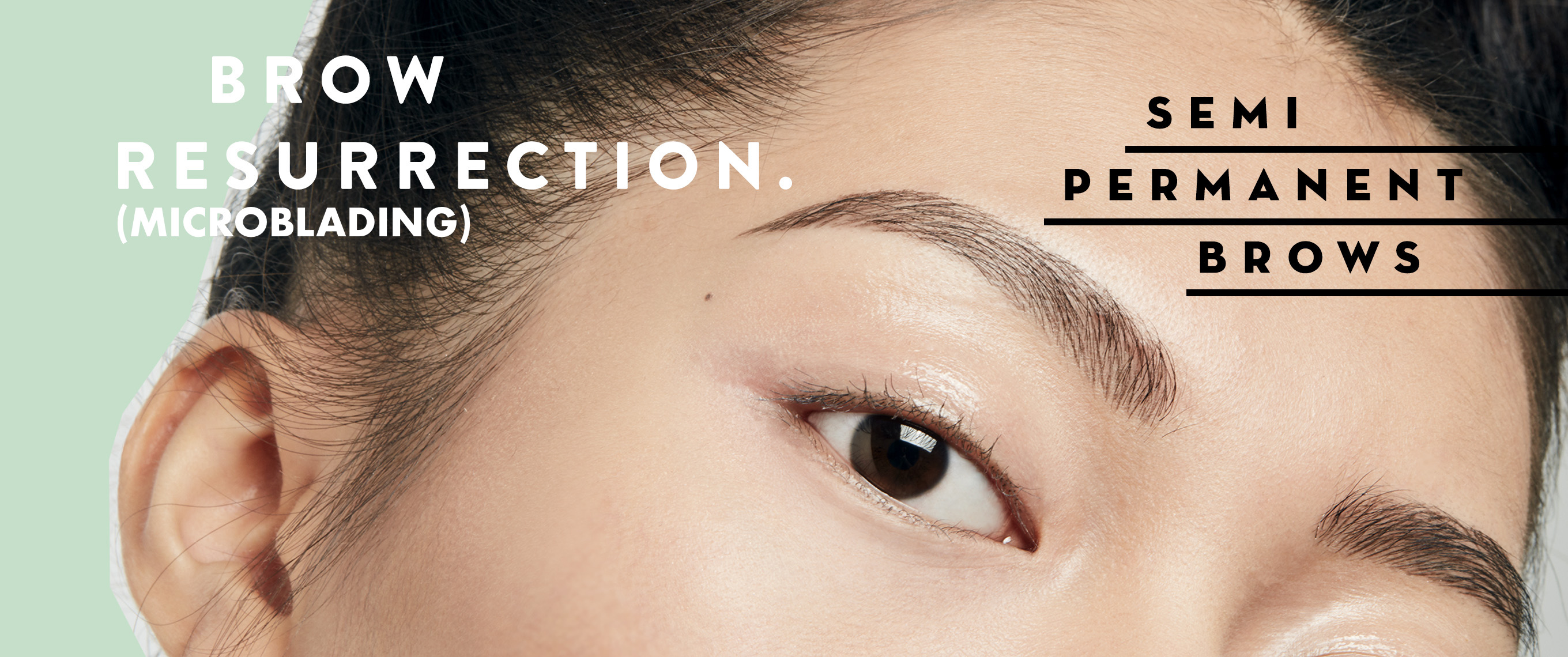 Browhaus - Brow Resurrection, Semi Permanent Eyebrows